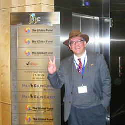Lider Fundador de acTBistas Social de Tuberculosis de las Américas